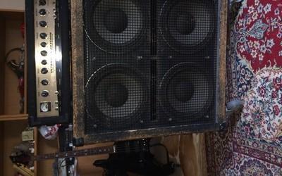 Behringer Ultrabass 450w