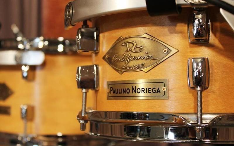 Dc California drums Custom