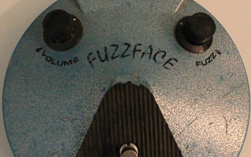 Dunlop Fuzzface JH-F1 (BC108)