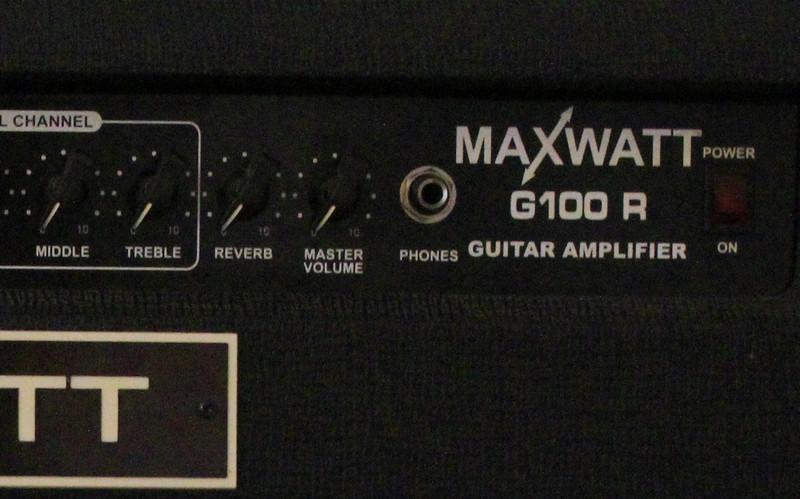 Hiwatt Maxwatt G100R
