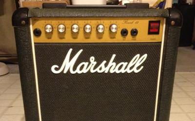 Marshall 5205 Reverb 12