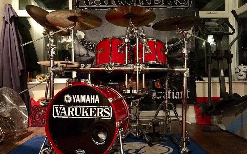 Yamaha 1993 Rock Tour Custom
